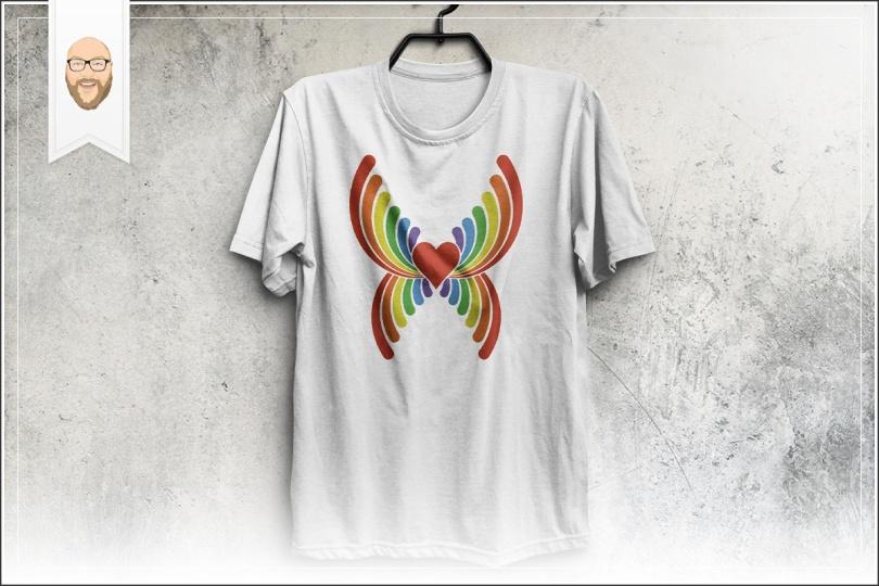 LGBTQ+ Pride Support SVG Cutting File Set